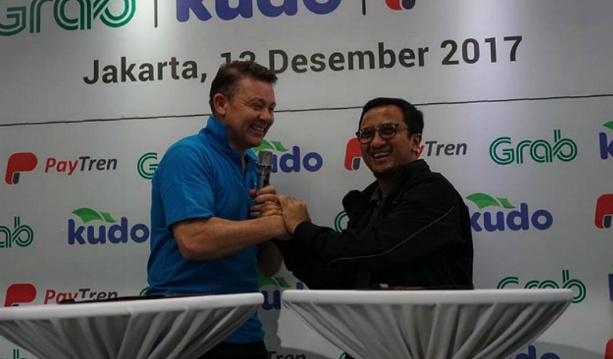東南亞共乘巨頭Grab與印尼移動支付應用PayTren建立戰略合作