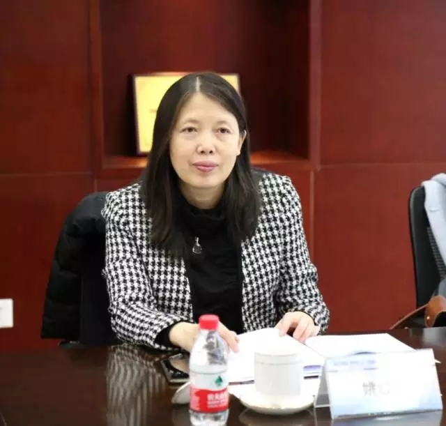 中国工商银行股份有限公司信息科技部高级专家 姚红玲