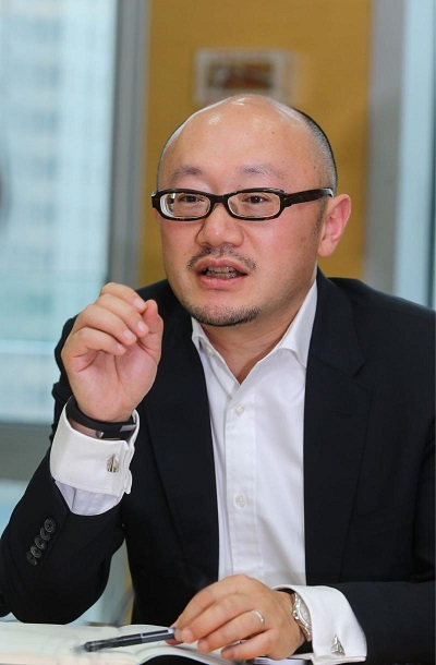 万事达卡中国区总裁常青