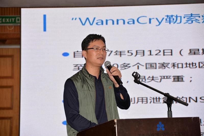 锦行网络科技科技有限公司产品总监胡鹏