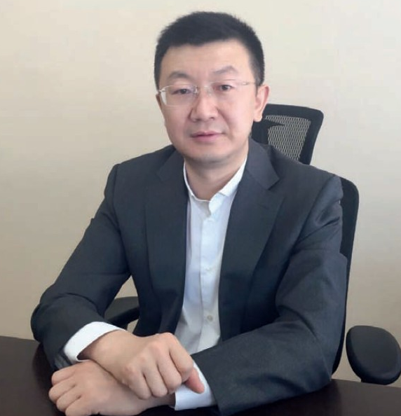 中国邮政储蓄银行个人金融部总经理 刘鑫