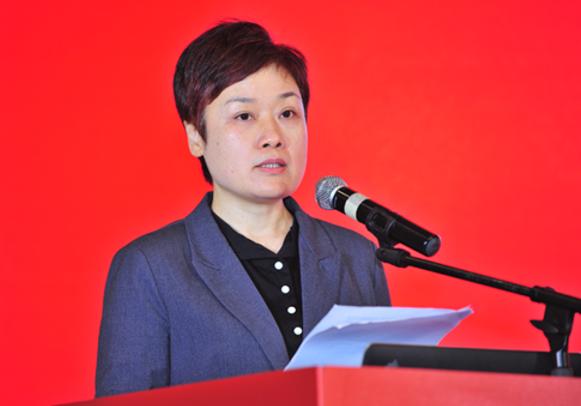 中国金融电子化公司副总经理、北京移动金融产业联盟执行主席潘润红