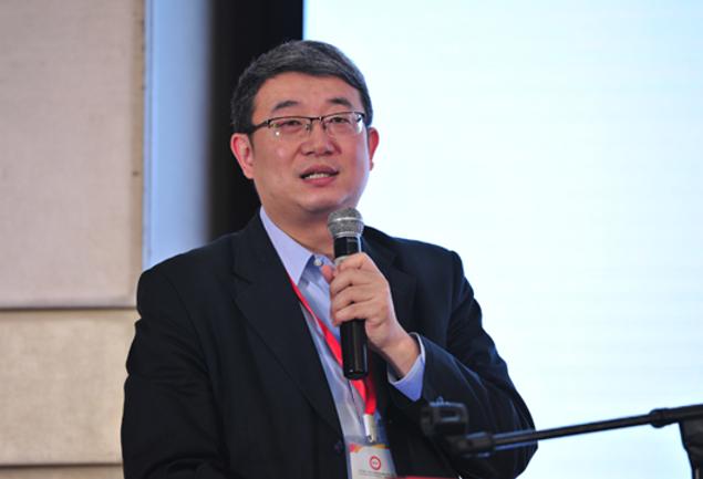 中国银联云闪付事业部副总经理蒋海俭