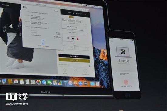 网页版本Apple Pay
