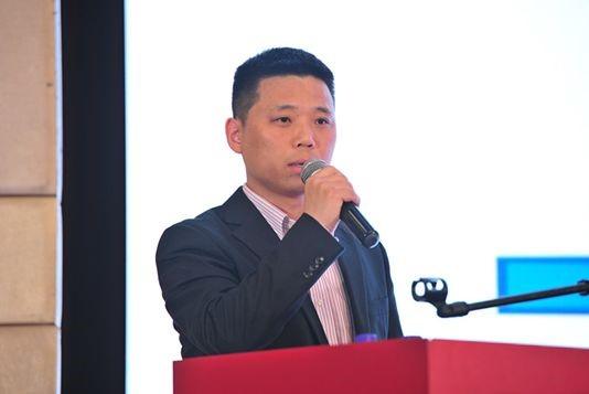 中钞区块链技术研究院产品与研究部高级经理陈亮