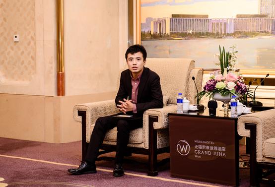 腾讯无线安全产品部副总经理申子熹