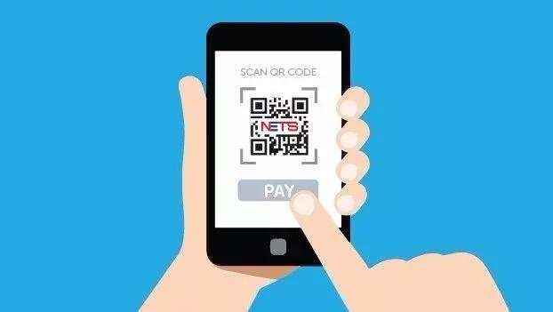 新加坡的NETSPay正在推广标准码付款