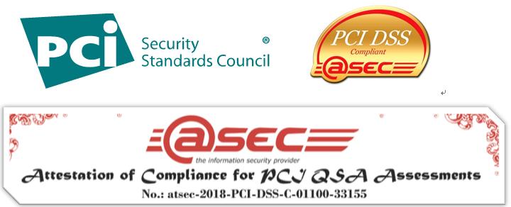Huawei Pay通过国际公认PCI DSS支付安全认证
