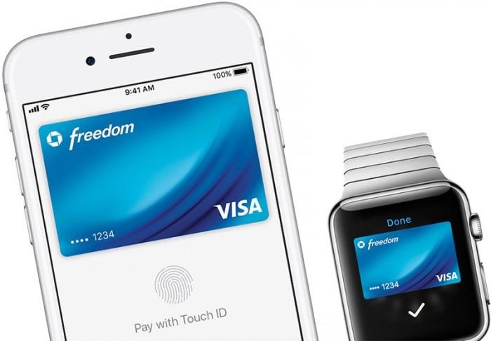 Apple Pay用户数量已超2.5亿 预计明年交易量将增长200%