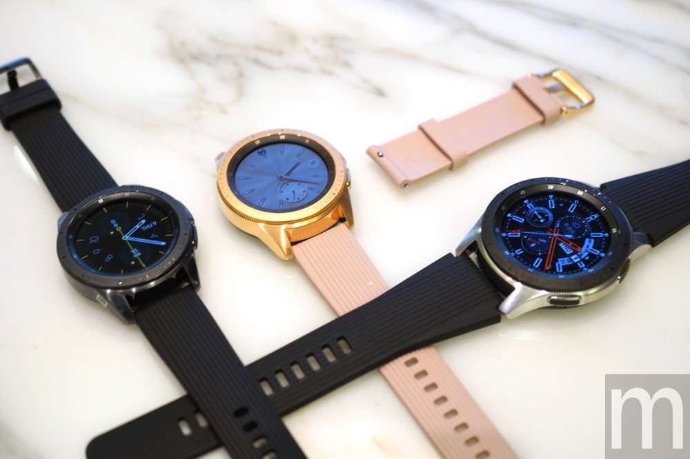 三星智能手表更名 Galaxy Watch登场支持Samsung Pay