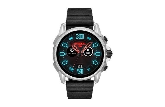 Diesel发布支持NFC支付的智能触屏腕表 支持支付宝