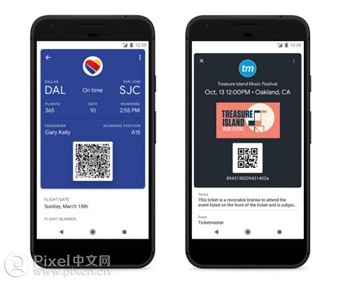 新加坡航空与Google Pay合作 推出电子移动登机牌