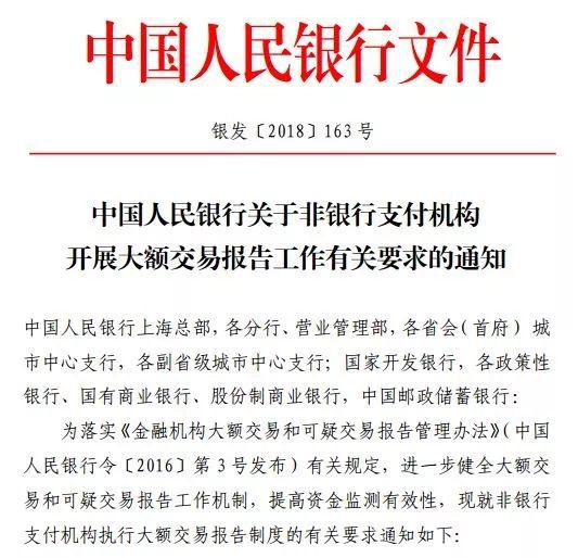 中国人民银行163号文