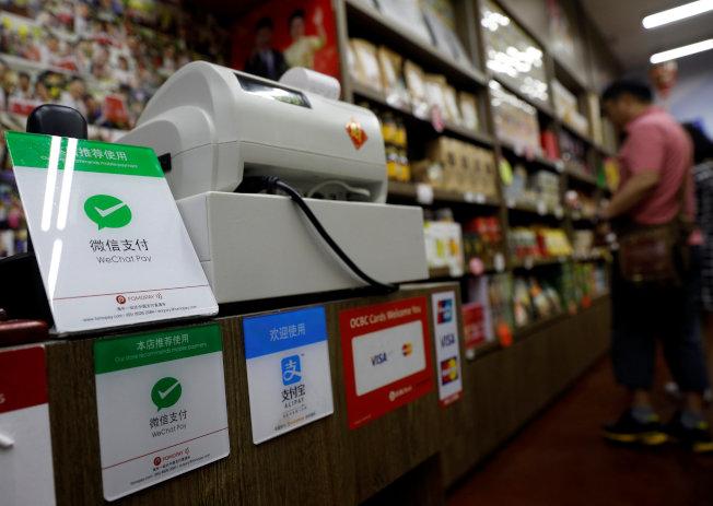中国游客爱用移动支付 正在改变日本的支付习惯