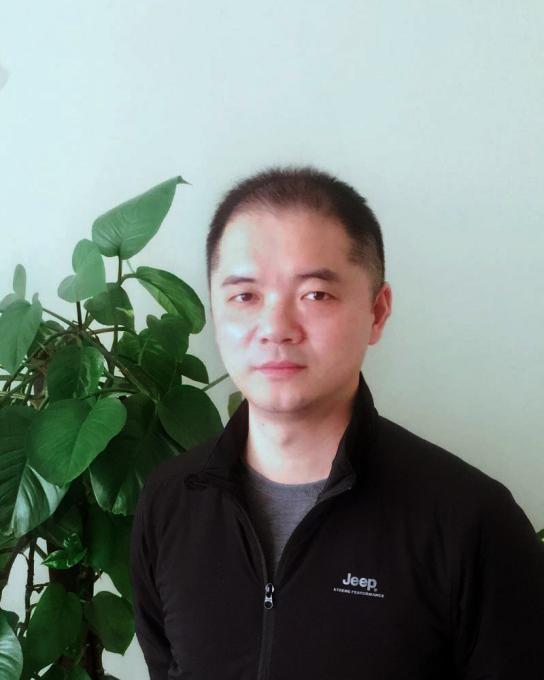 新開普電子股份有限公司副總裁焦征海