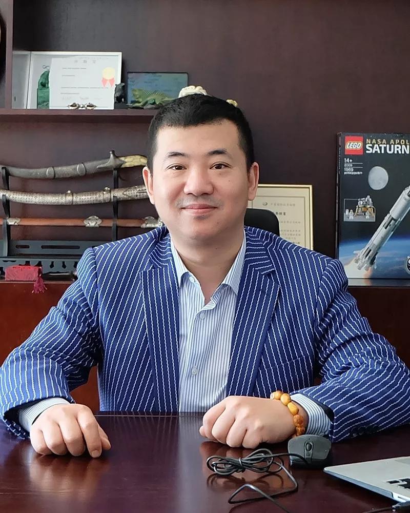 深圳市爱贝信息技术有限公司CEO丘越崑