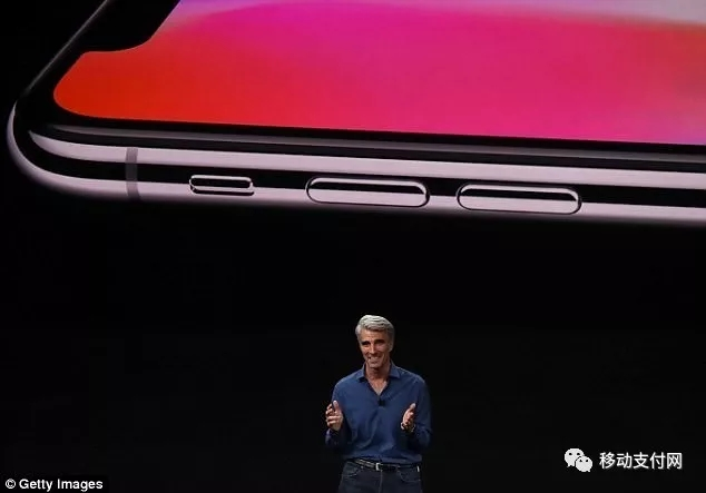 2017年苹果iPhone X发布会