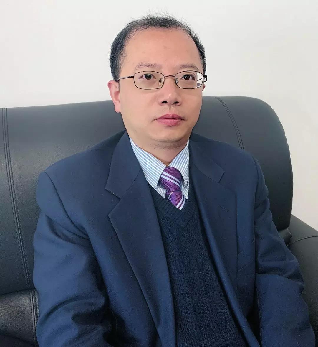 中国光大银行信息科技部总经理助理邵理煜