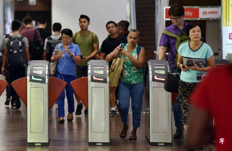 新加坡公共交通支持VISA卡非接触支付