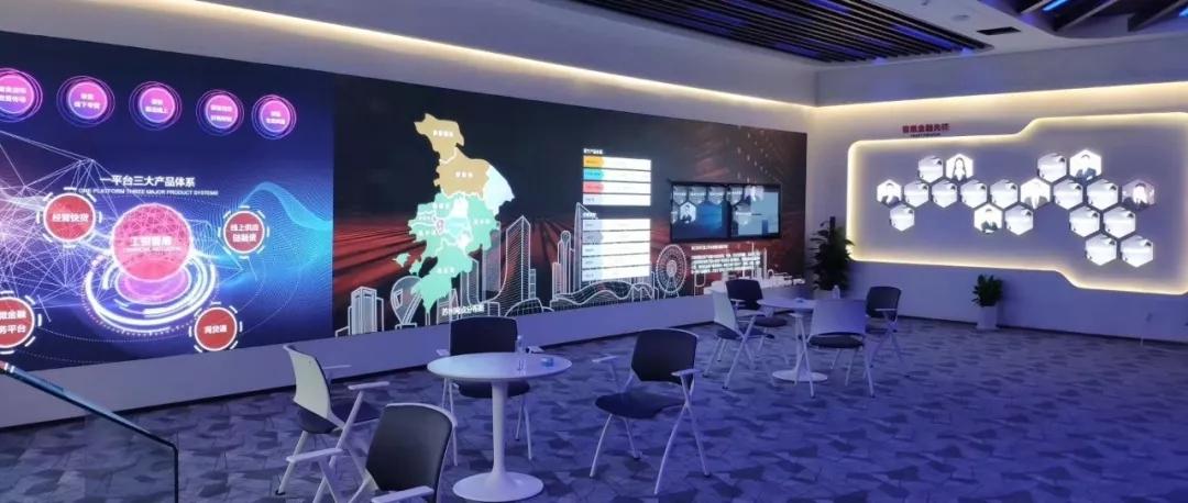 工商银行5G智慧网点亮相苏州 集成生物识别等金融科技手段