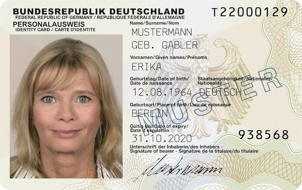 iPhone iOS 13将能用NFC读取德国身份证和护照