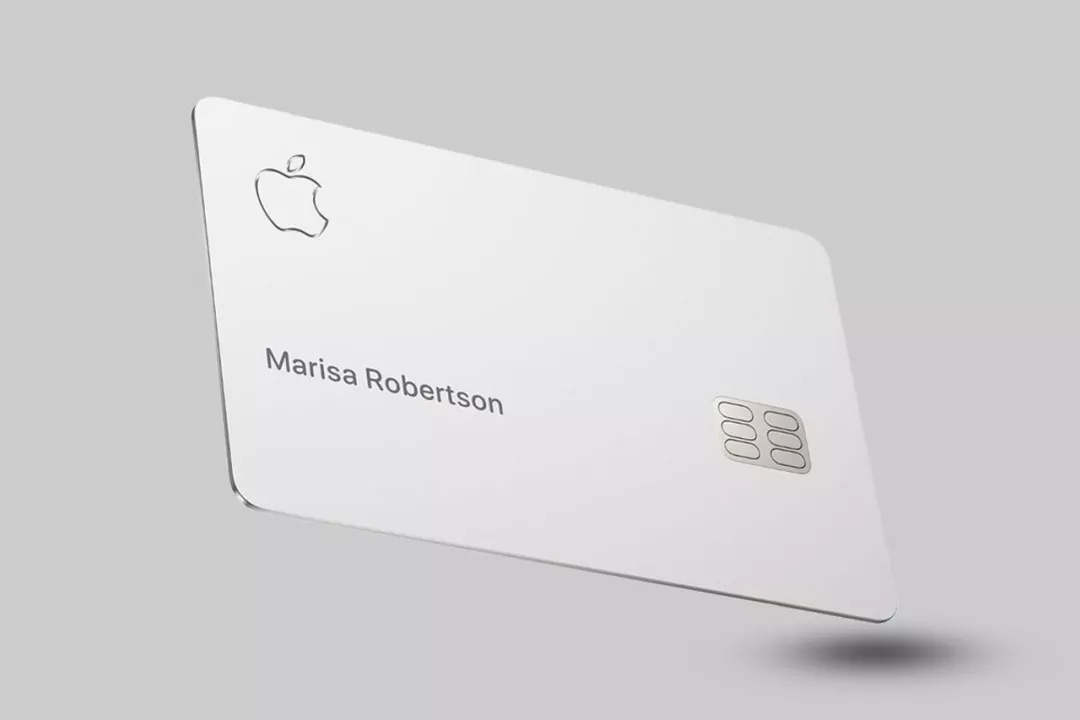 Apple Card信用卡