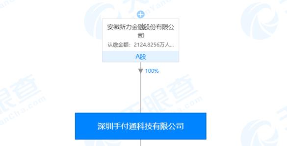 深圳手付通科技股份有限公司