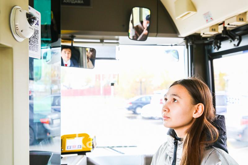 哈萨克斯坦首都公交引入人脸识别支付技术