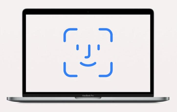 据外媒9to5mac爆料,Apple有望为Mac产品线搭上Face ID的生物识刷脸功能