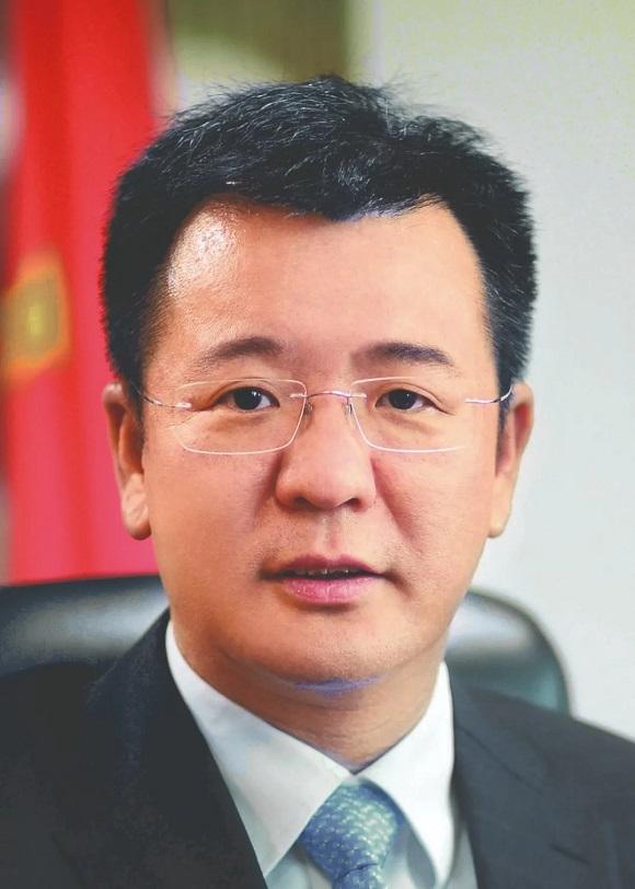 人民银行科技司司长李伟