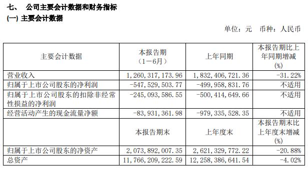 江苏宏图高科技股份有限公司2020年半年度报告