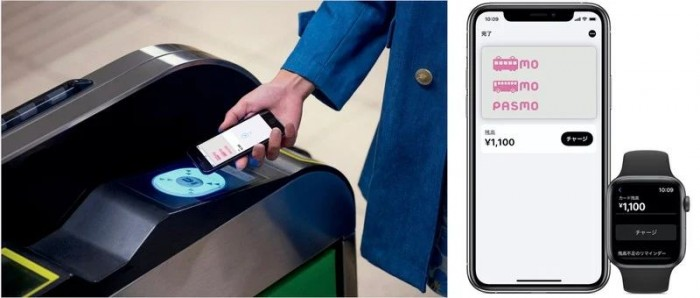 日本智能支付系统PASMO宣布支持Apple Pay