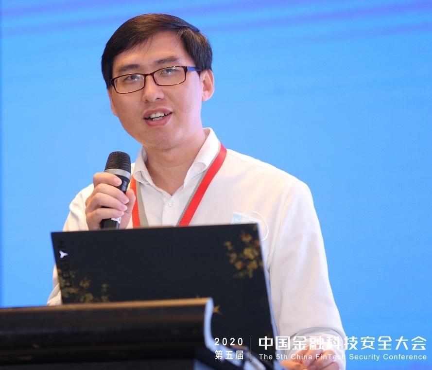 百行征信有限公司信息技术部副总经理郭胜基