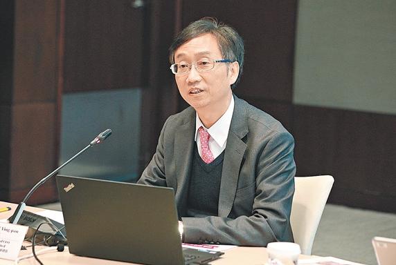 香港金管局:刘应彬升任副总裁 4月1日生效