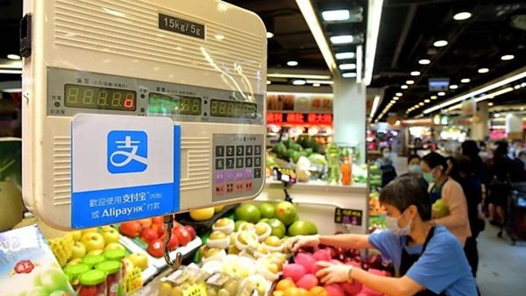 香港街市商贩安装电子支付系统反应不热烈
