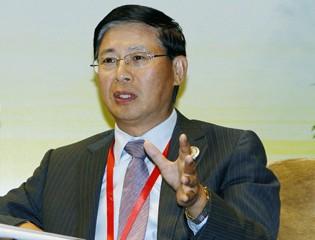 中国银联股份有限公司总裁许罗德