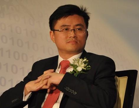 渣打银行高级副总裁庄欣伟