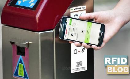 CTS NFC移动票务服务应用于法国公共交通系统