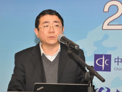 中国社科院金融所支付清算研究中心主任 杨涛
