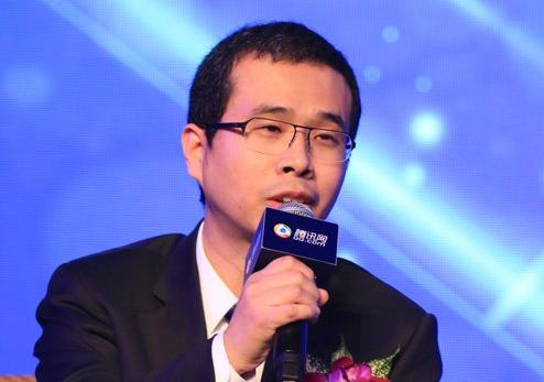 京东副总裁、网银在线CEO赵国栋