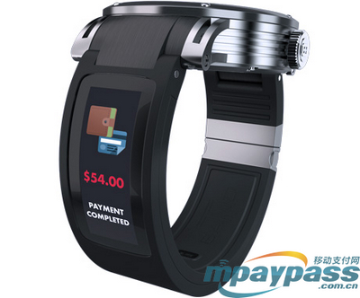 Kairos机械智能手表增加基于HCE技术的NFC支付功能