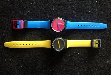 Swatch再度承认正在打造支付智能手表 或与银联签署了支付协议