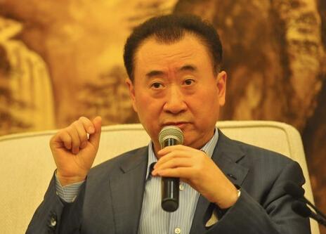 """王健林透露万达""""互联网+金融""""重点 下半年推云POS机"""