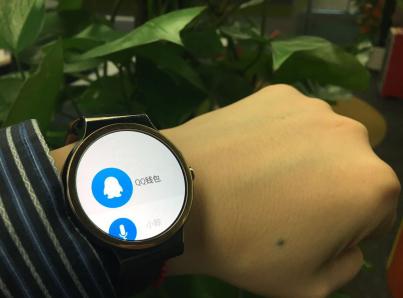 图:TOS手表支付功能曝光