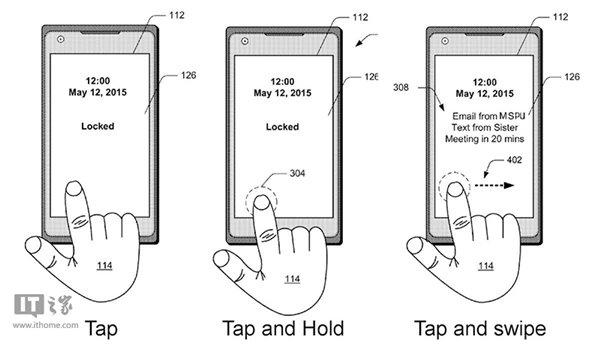微软申请全屏指纹生物识别专利,Surface Phone有望尝鲜