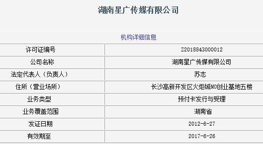 湖南星广传媒