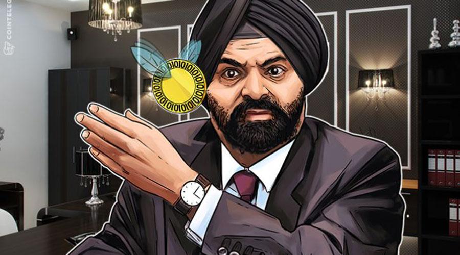 万事达卡公司首任印度籍总裁兼首席执行官Ajay Banga
